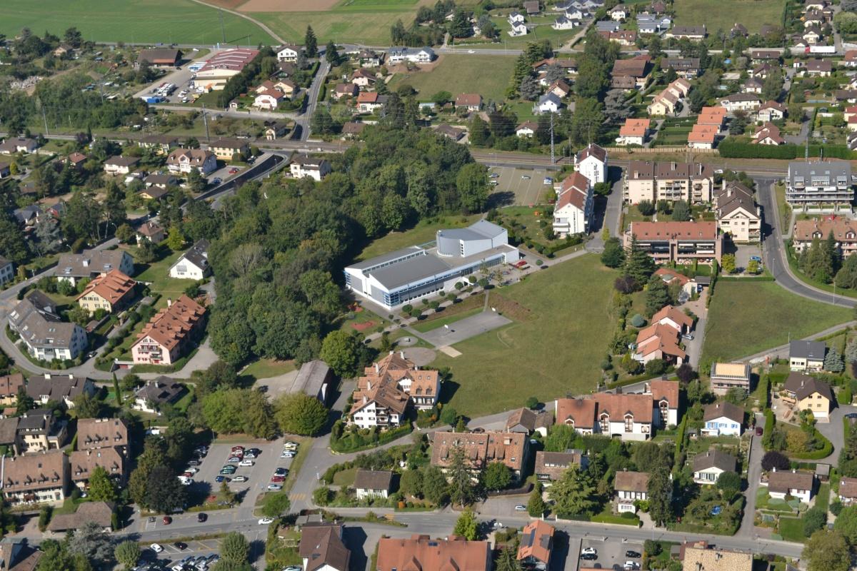 Commune de Prangins - Photos de bâtiments et de lieux